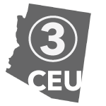 3 Hour CEU badge