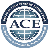 BACB Approved ACE Continuing Education Provider