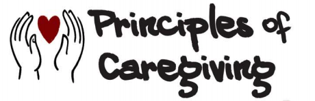 Principles of Caregiving Logo